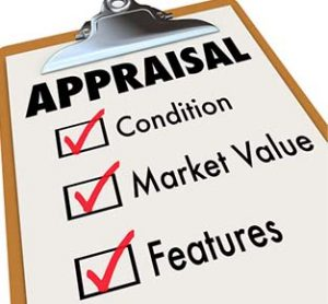 What is the importance of an Appraisal / Valuation in the buying and selling process or credit application?